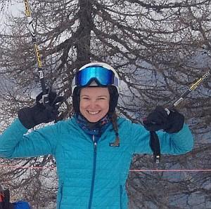 Magda Instruktor narciarski w Livigno (Włochy)
